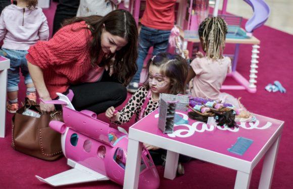 Narozeniny panenky Barbie: Oslavujte každý den v Metropoli Zličín