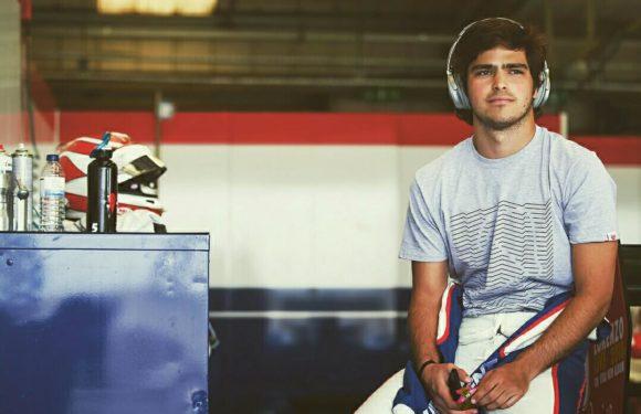 Piquet v Praze: Že by další slavné jméno v Charouzově stáji?