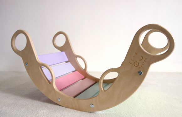 Montessori houpačka a další úžasné věci pro děti v ELIS DESIGN STORE