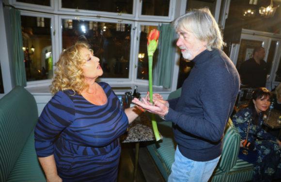 Halina Pawowská křtila knihu a oslavovala svatbu