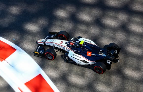 Finále sezony F2:  Charouzův Ilott jen těsně propásl stupně vítězů
