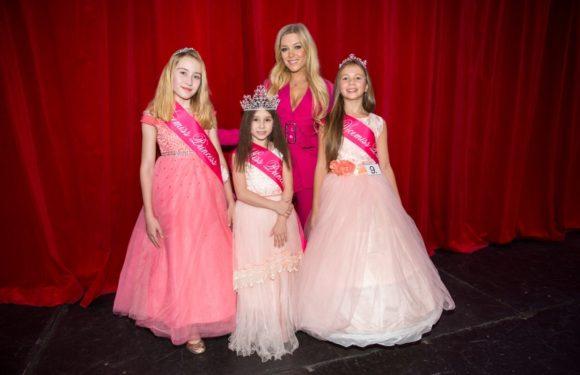 Miss Princess 2019: Malé finalistky si užily parádní večer!