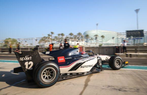 První testy F2 pro rok 2020 v Abú Dhabí: Charouzův Delétraz ze všech nejrychlejší!