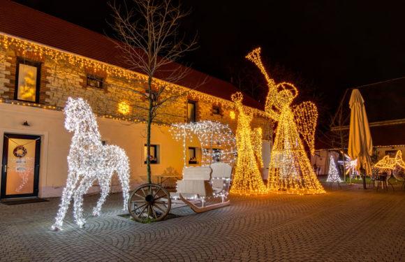 Po roce Vánoce, Vánoce přicházejí! Ale nejen ty, také Vánoční dvůr Dobrovíz