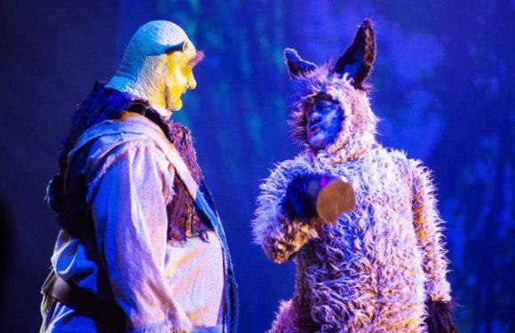 Celosvětově úspěšný muzikál SHREK ohromí show velkou jako zlobr