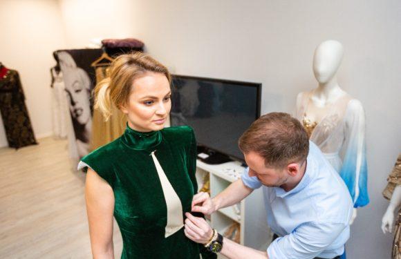 Modelka Tereza Fajksová se chystá být na Českém plese za princeznu