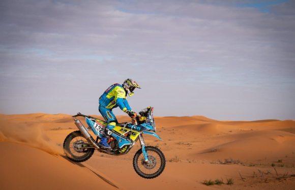 Martin Michek po Rallye Dakar: Jsem rád, že žiju, byl to masakr!
