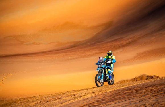 Historický úspěch Martina Michka: Na Dakaru mezi nejlepšími!