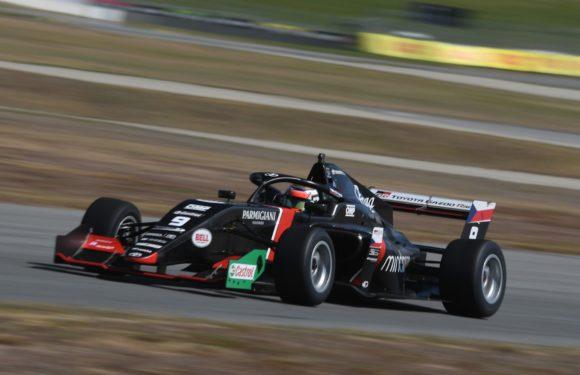 Ptáček junior na Novém Zélandu: První tři závody a třikrát v top 10