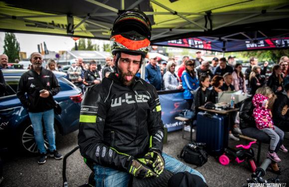 Adam Peschel: Letošní Motosalon bude pecka poprvé uvidíte soutěž motocyklových kaskadérů