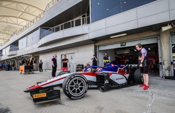 Charouzův Brazilec i druhý den testů zvládl skvěle:  Piquetovi F2 prostě sedí