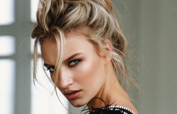 Krásná Miss Kasanová jenom září: Jde z práce do práce, firmy se o ní perou