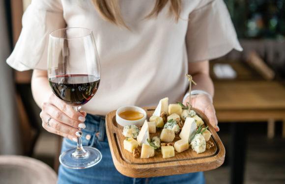 Párujte víno a sýr jako profesionál