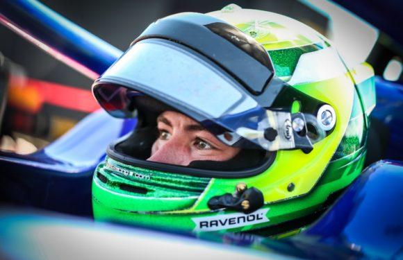 Zkrácený závod F3 ve Štýrsku: Charouzův Schumacher sahal po bodech, chybělo možná jen pár minut
